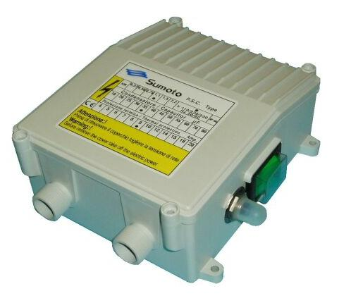 SU CON.BOX  PSC HP 150 40mF 1,1kW/12 A