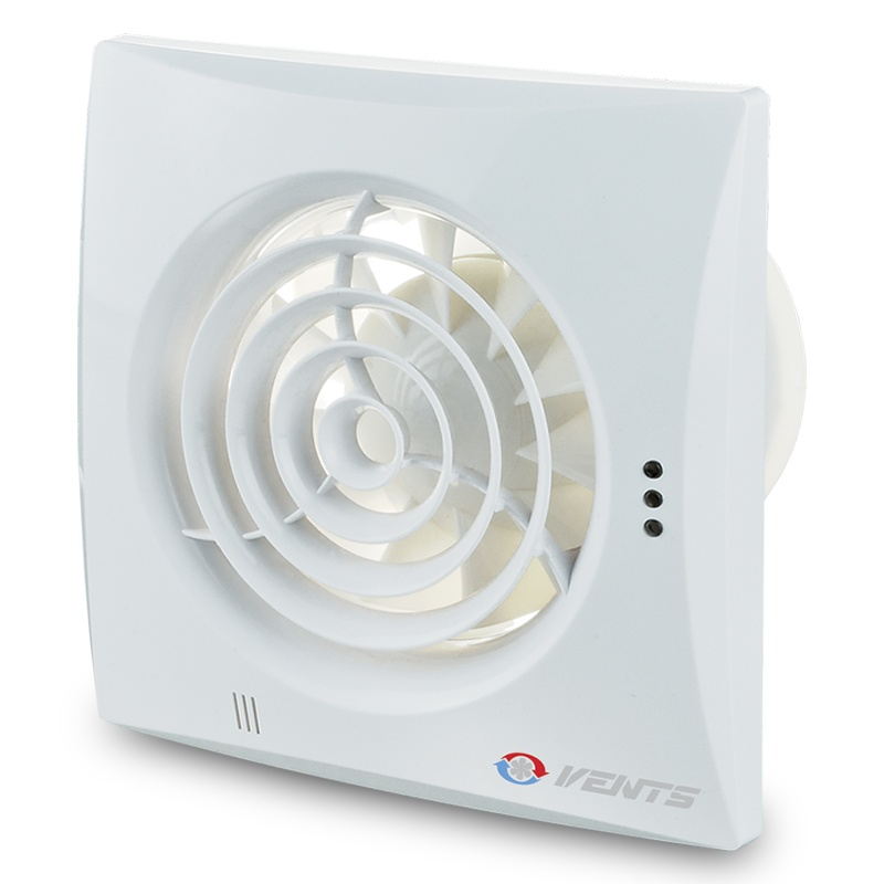 9 Ventilator VENTS 100 QUIET T (dobeh) - AQUA Centrum